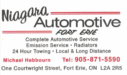 Niagara Automotive